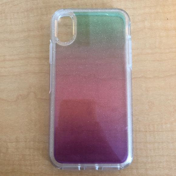sale retailer a29fb 164b3 iPhone X Otterbox Case